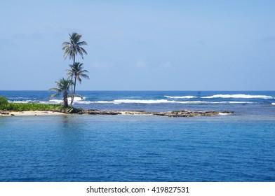 Tropical Beach, Panama