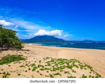 Tropical Beach of Villa Montellano