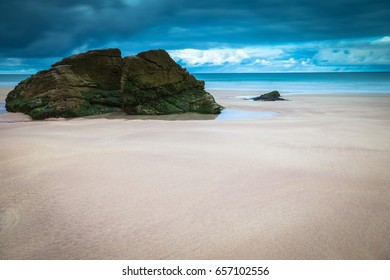 Tropical Beach, White Sand, Beautiful Sky