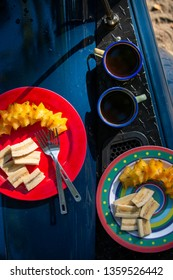 Tropical Camp Breakfast
