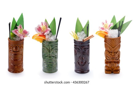Drink Tiki Stock Photos Images Photography Shutterstock