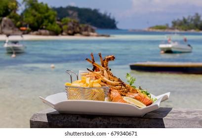 Tropical food
