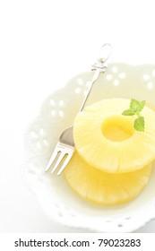Tropical fruit, Pineapple