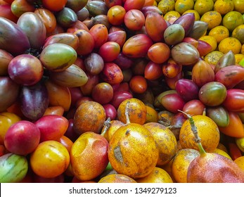 Tropical Fruits in Indonesia