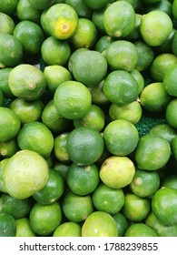 tropical green lime small size