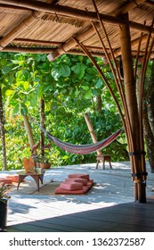 Tropical Hammock Deck