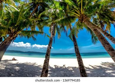 Tropical Island Boracay Philippines