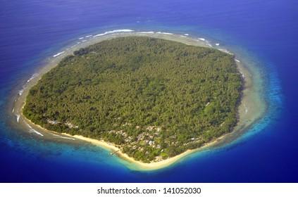 Tropical Island Vanuatu