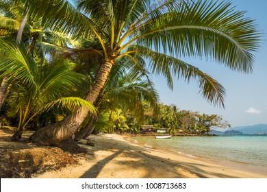 Tropical paradise island, Ko Wai, Ko Chang, Thailand