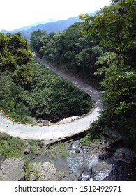 Tropical Road, La Azulita Merida Venezuela