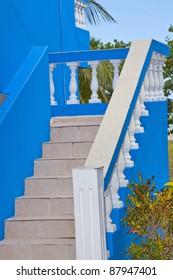 Tropical villa
