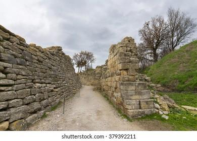 The Troy Ancient City, Turkey