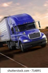 truck 3/4