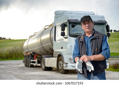 Truck drivers and truck