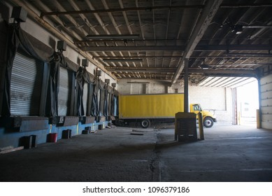 Truck Loading Dock