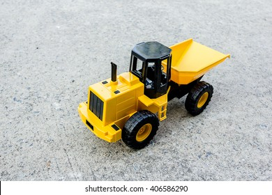 Trucks Toys Yellow