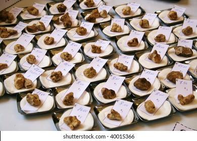 "truffles from Alba, ""piemonte"", Italy"