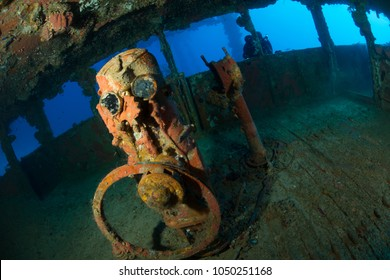 Truk Lagoon Wreck