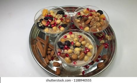 Trukish dessert, Asure.