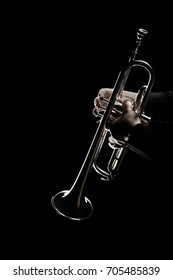 Trumpet player. Trumpeter music playing jazz instrument brass