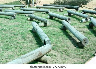 Trunk Sticks park
