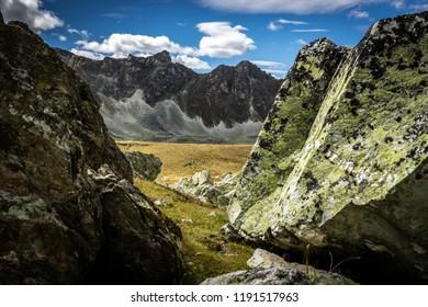 Tsa du Toûno, Valais, Switzerland