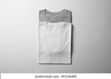 T-Shirt Mock-up, ready to replace your design