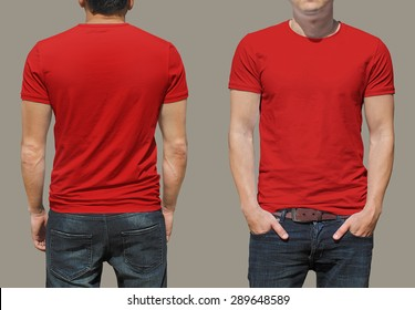 23+ Red T Shirt