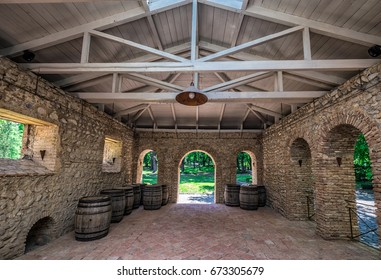 Tsinandali is a village in Kakheti, Georgia, noted for the estate and its historic winery which once belonged to the 19 century aristocratic poet Alexander Chavchavadze.