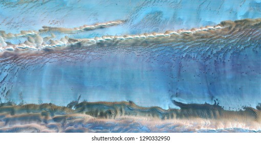 tsunami, tribute to Matisse, abstract photography of the deserts of Africa from the air, aerial view, abstract naturalism, contemporary photographic art,