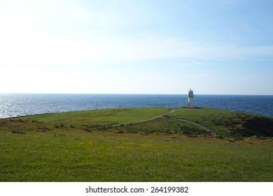 tsushimase lighthouse