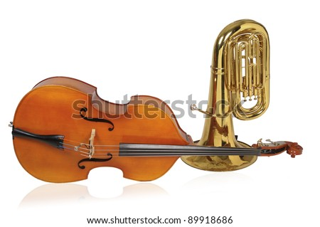 Tuba Contrabass Stock Photo Edit Now 89918686 Shutterstock