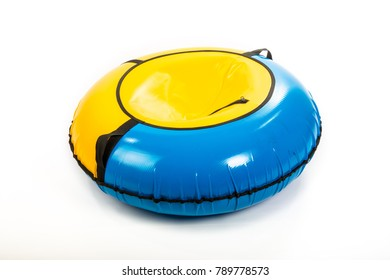 Tubbing on a white background.