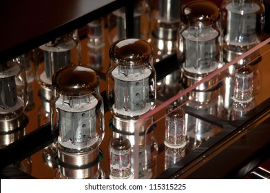 Tube amp (amplifier)