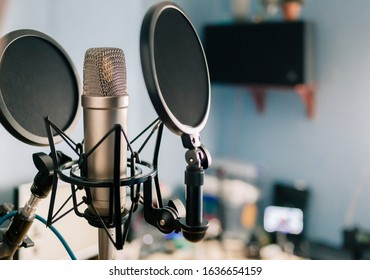 tube condenser microphone vocal recording