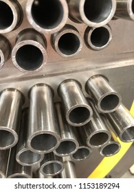 Tube end at tubesheet face before welded Pressure Vessel Fabrication