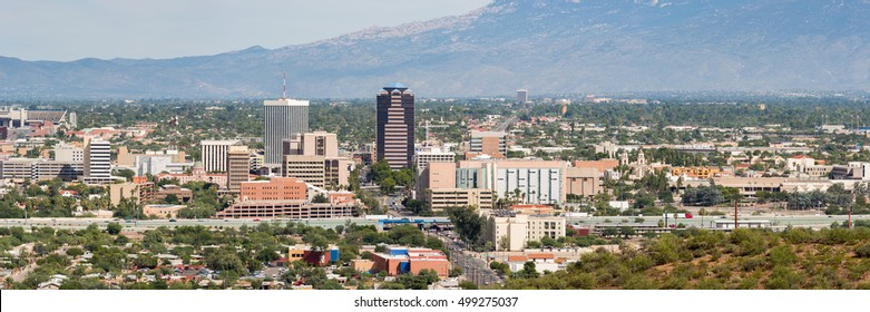 Tucson Arizona Skyline