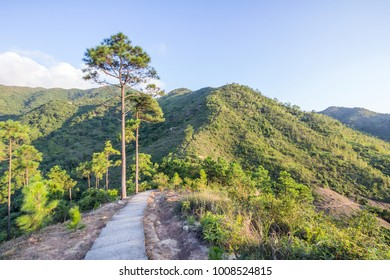 Tuen Mun Hiking Trail in Hong Kong