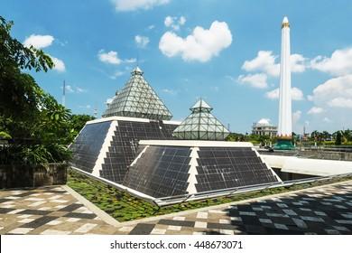 Tugu Pahlawan - National Monument in Surabaya, Heroes Day, East Java, Indonesia