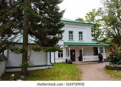 Tula, Russia - September, 17, 2016: The family estate of the Russian writer Leo Tolstoy in Yasnaya Polyana near Tula.