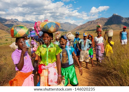 Madagascar men