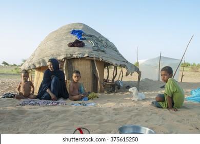 Tumbuctu,Mali- Sept.2,2011: Tuareg of Mali