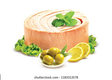 Tuna Meat Food