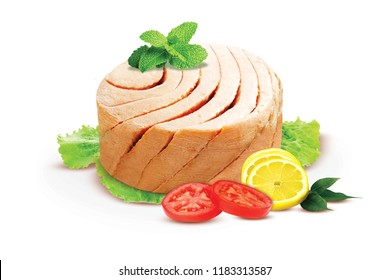 Tuna Meat Food