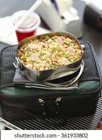 Tuna and Rice box lunch