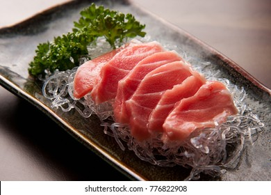 tuna sashimi raw tuna