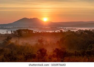 Tung Salang Luang National Park, Thailand