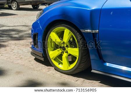 tuning the car