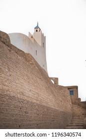 Tunisia, The old Amazigh(Berber) Town Called Takrouna