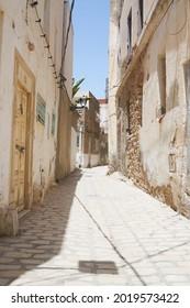 Tunisia. Sousse medina at day.